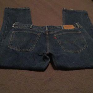 Men's Levi's 505 size 38/32